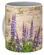 Wild Lupine Flowers Coffee Mug