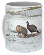 Wild Turkey - Meleagris Gallopavo Coffee Mug