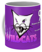Wildcat 90th Anniversary Test Card Coffee Mug