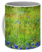 Wildflowers In Bloom Coffee Mug