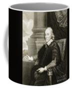 William Harvey, English Physician Coffee Mug