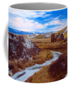 Willow Creek Barn Coffee Mug