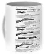 Winchester Rifles Coffee Mug