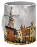 Windmill In The Clouds Coffee Mug