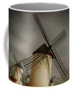 Windmills At Campo De Criptana Coffee Mug