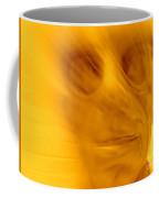 Window Pane Willie Coffee Mug