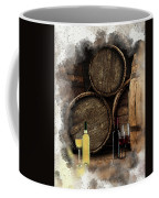 Wine For Life Coffee Mug
