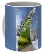 Winter And Summer Coffee Mug