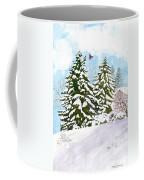Winter Delight Coffee Mug