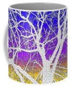 Winter Dusk Coffee Mug