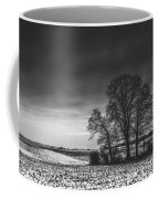 Winter Fields Coffee Mug