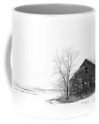 Winter In Pulaski Coffee Mug