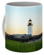Winter Island Lighthouse, Salem Ma Coffee Mug