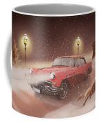 Winter Romance Coffee Mug