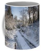 Winter Wonderland In Central Scotland Coffee Mug