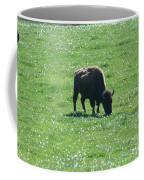 Wisconsin Buffalo Coffee Mug