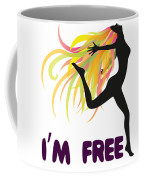 Womens Clothluxe Democracy Freedom Tee Shirt Gift Coffee Mug