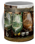 Wooden Shoes Coffee Mug