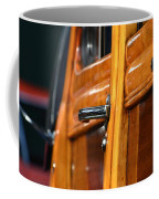 Woodie Handle Coffee Mug