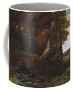 Woods Entrance Coffee Mug
