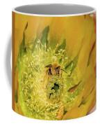 Working Bee Coffee Mug by Allen Sheffield