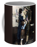 World War I: Deployment Coffee Mug