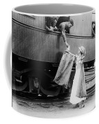 World War I: Red Cross Coffee Mug