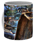 Wrecking Yard Study 8 Coffee Mug