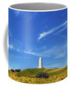 Wright Brothers Memorial Panorama Coffee Mug