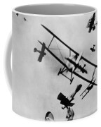 Wwi: Dogfight Coffee Mug