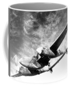 Wwii, Lockheed P-38 Lightning, 1940s Coffee Mug