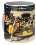 Wyoming Cowboys Entering The Field Coffee Mug