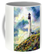 yaquina Head Lighthouse Coffee Mug