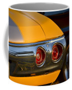 Yellow Chevy Coffee Mug