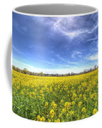 Yellow Fields Of Summer Coffee Mug