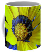 Yellow Floral Coffee Mug
