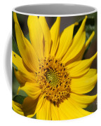 Yellow Sunflower Coffee Mug