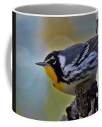 Yellow Throat Warbler Coffee Mug