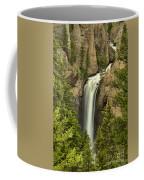 Yellowstone Tower Falls 2018 Coffee Mug