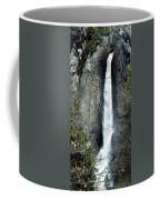 Yosemite Bridal Veil Falls Coffee Mug