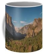 Yosemite Valley View Coffee Mug