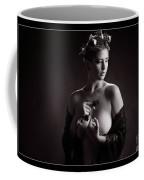 Young Woman Nude 1729.555 Coffee Mug