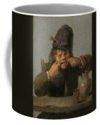 Youth Making A Face Coffee Mug