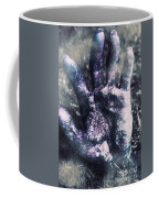 Zombie Rising From A Shallow Grave Coffee Mug