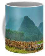 Beautiful Countryside Scenery In Autumn Coffee Mug