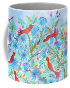 Birds Symphony Coffee Mug