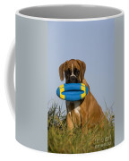 Boxer Puppy Coffee Mug