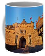 Edinburgh Castle, Scotland Coffee Mug