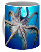 Hawaii, Day Octopus Coffee Mug