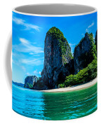 Krabi Beach 2 Coffee Mug